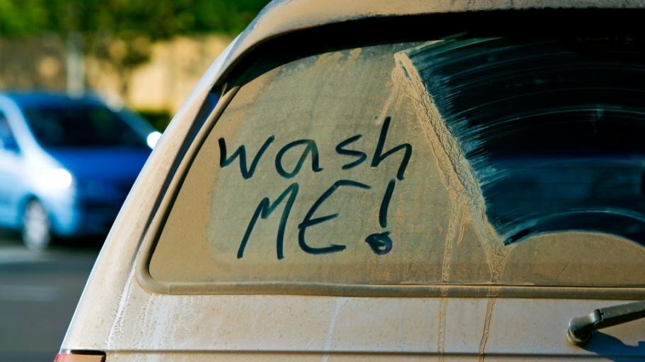 Premium car wash, ceramic car coating